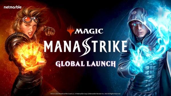 マジック:マナストライクアプリ画像