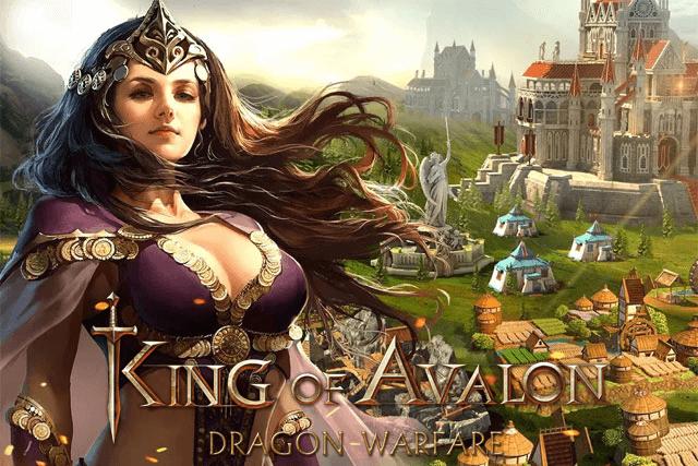 キングオブアバロン:ドラゴン戦争